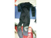 medium sized unisex wetsuit (rarely used)