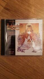 Labyrinth Original soundtrack CD