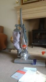 KIRBY SENTRIA VACUUM CLEANER, complete with carpet shampoo system and lots of accessories, light use