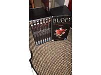 Buffy the Vampire Slayer Complete Boxset