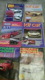 kit car & motor magazines
