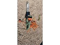 Black and decker hedge trimmer mains