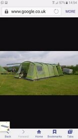 6 berth vango palena dlx tent and accessoried