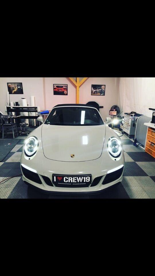 Autofolierung Folie Audi BMW A 4 5 6 7 8 Porsche 991 997 911 9ff in Düsseldorf