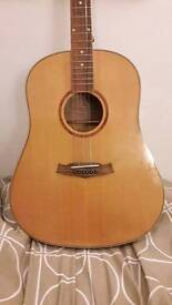 Tanglewood Electro Acoustic plus New Strings