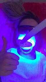 Teeth whitening business for sale