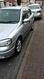 Vauxhall astra g 1.6 16 v petrol