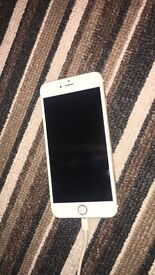iPhone 6plus giffgaff mint condition