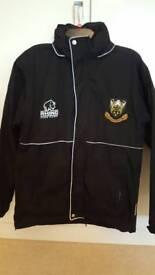 Northampton Saints waterproof coat