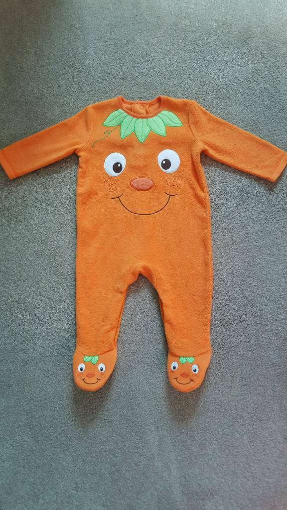 Baby Halloween Suit 3-6months New