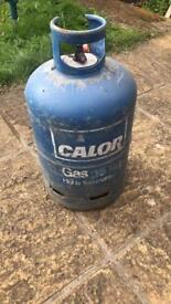 Empty gas bottle 15kg