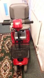 car boot 4mph shoprider mobility scooter