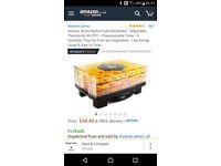 Food Dehydrator - New in Box