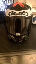 lorenzo helmet hjc medium