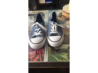 Women's Chuck Taylor All Star Converse UK Size 7 Coral