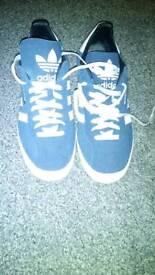 Adidas Samba Blue Size 9