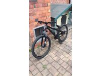 Mongoose Fireball 26 Dirt Jump Bike