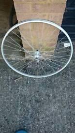 Front bike wheel