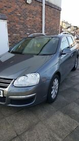 Golf estate 2.0 tdi 140