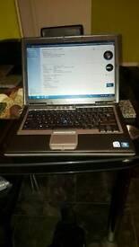 Dell Latitude D620 Laptop 1.66Ghz Core 2