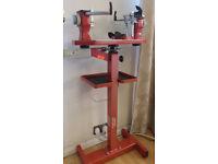 GS 2000 Professional Upright Stringing machine for tennis, squash