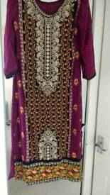 Ladies embroyedry kurta medium size.