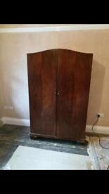 Wardrobe - solid wood
