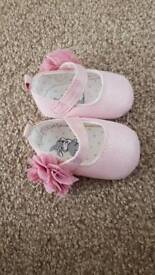 Disney baby shoes 0-3 months