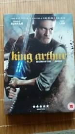 King Arthur. Legend of the sword DVD