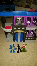 Gotham jail magtex