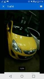 Vauxhall Corsa Breaking