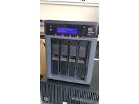 Western Digital WD My Cloud EX4 NAS server iSCSI Gigabit - 12 Tb - SATA 6Gb/s RAID 0, 1, 5, 10