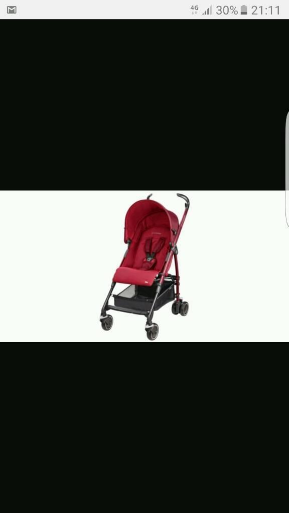 Maxi cosi Red Mila Pushchair Stroller