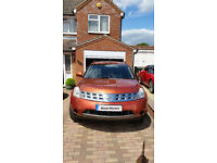 Nissan Murano LPG converted - Fully Loaded