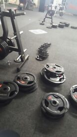 Jordan weight plates with weight trees