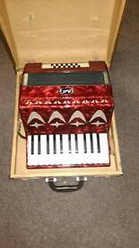 Accordion, small Bell brand