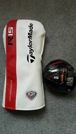 Taylormade R15 black edition driver head