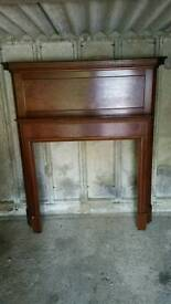 Large Georgian Mantle Piece / Fire Place / Fire Surround (Painted to order)