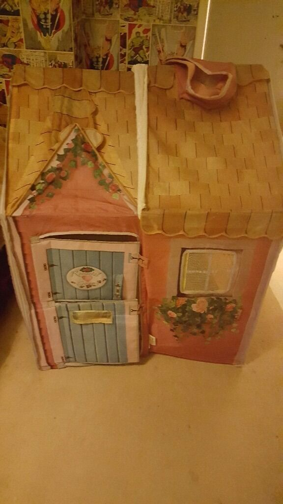 Roses cottage playhouse