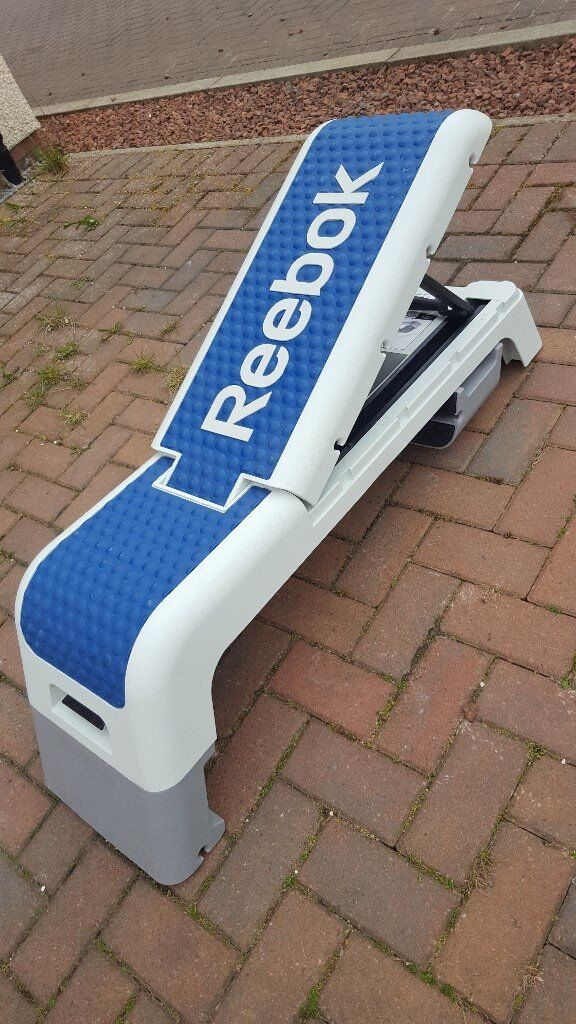 e678dd38175 Reebok Deck Aerobic Step and Training Bench