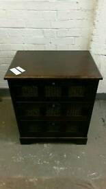 "2"" Chest of drawers"