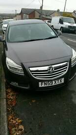 Vauxhall insignia CDTI 2ltr diesel with new engine and turbo