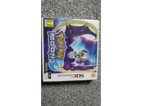 Pokemon Moon For the 3DS and Pokemon Sun and Moon Official Strategy Guide and Map