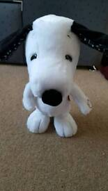 PEANUTS SNOOPY singing and dancing toy