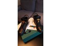 Brand new Buscemi (Black) High Top trainers UK9 (EU43)