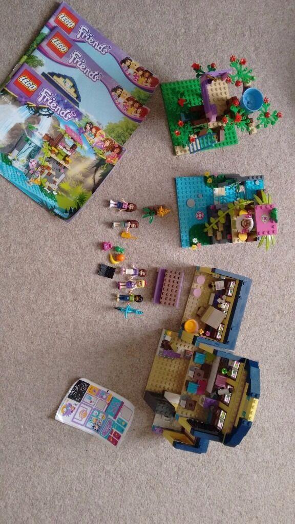 Bundle of Lego Friends