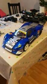 Rc drift car RTR