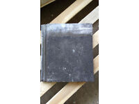 Concrete marley interlocking roof tiles reclaimed- crate of 82