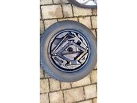 Spare Wheel and Tools for Corsa 185 /65 / R15 88T unused