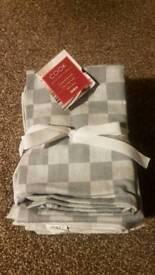 Pack of three tea towels - new in packaging